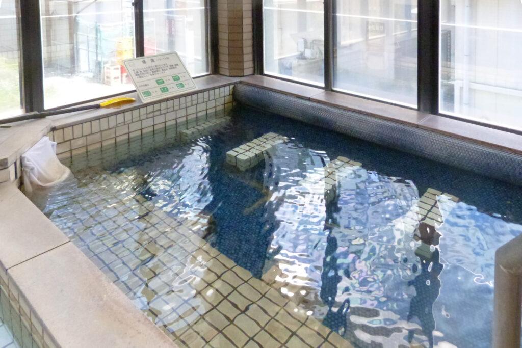 温泉センター 美人の湯・渡瀬温泉 - わたぜおんせん - 寝湯