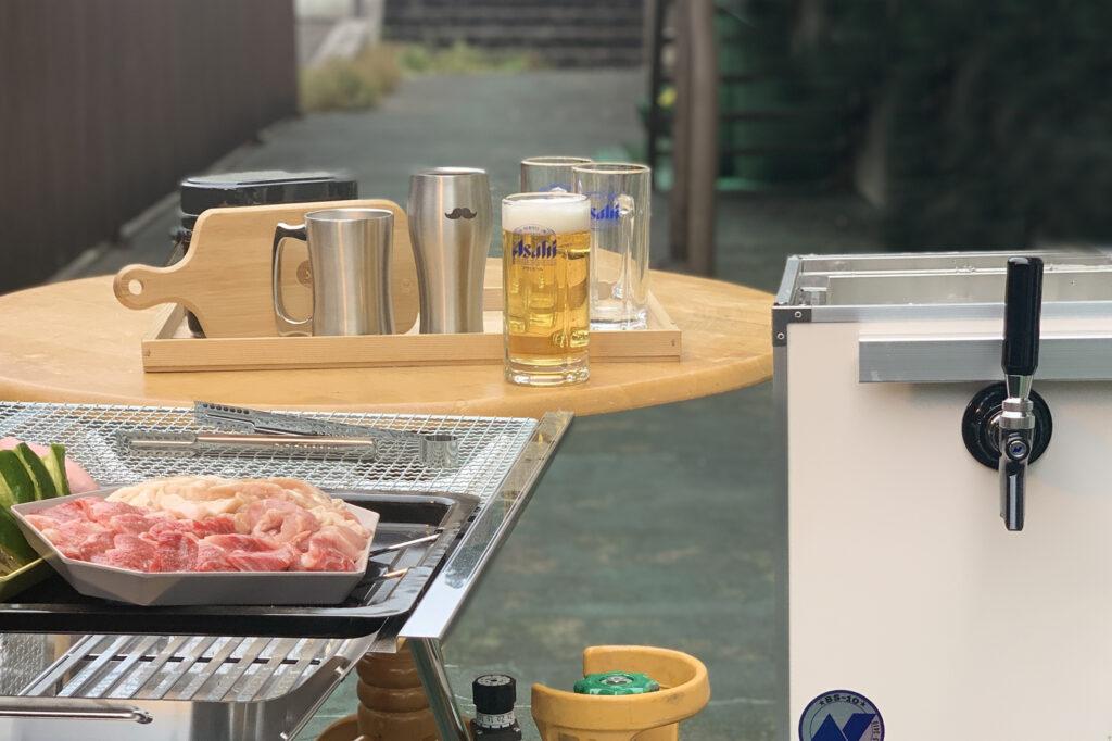 簡易ビールサーバーセット